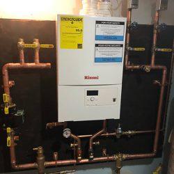 Water-Heater-installed